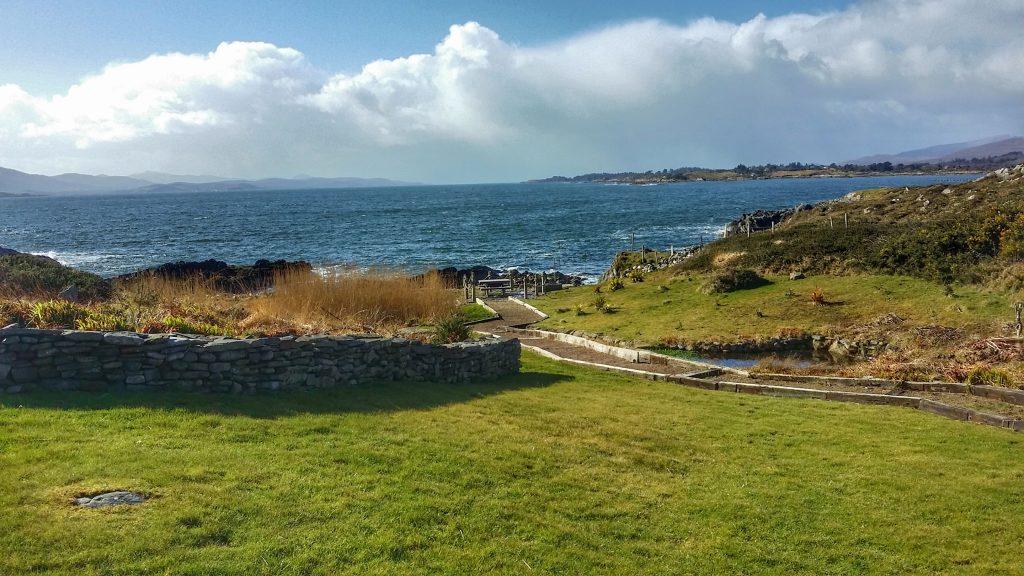 Irland Ferienhaus Ausblick