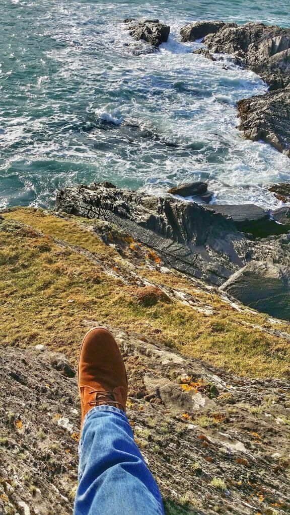 Irland Südwesten Klippen Atlantik