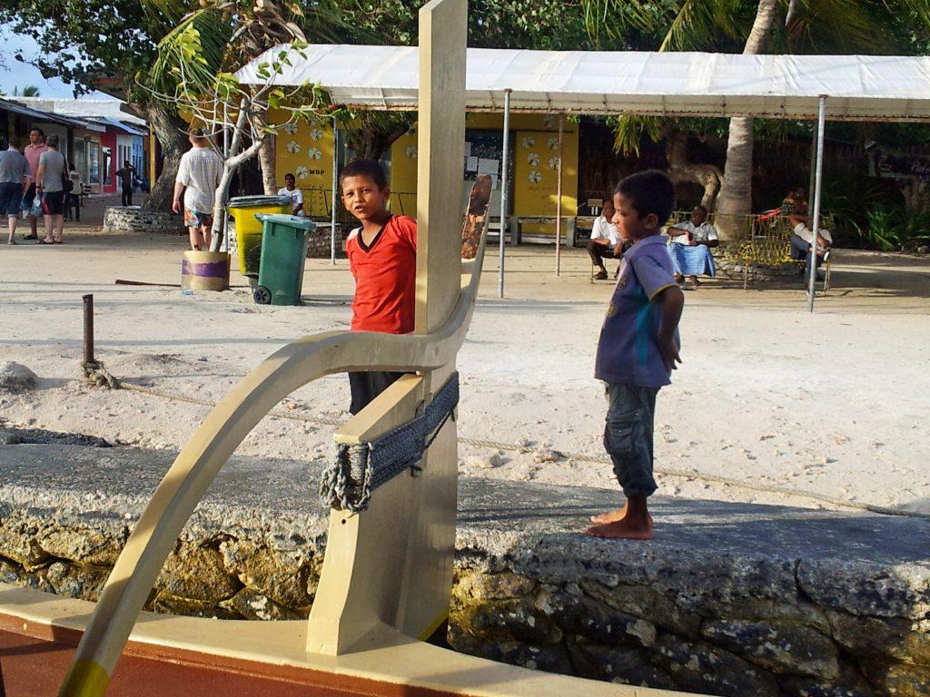 Malediven Local Island