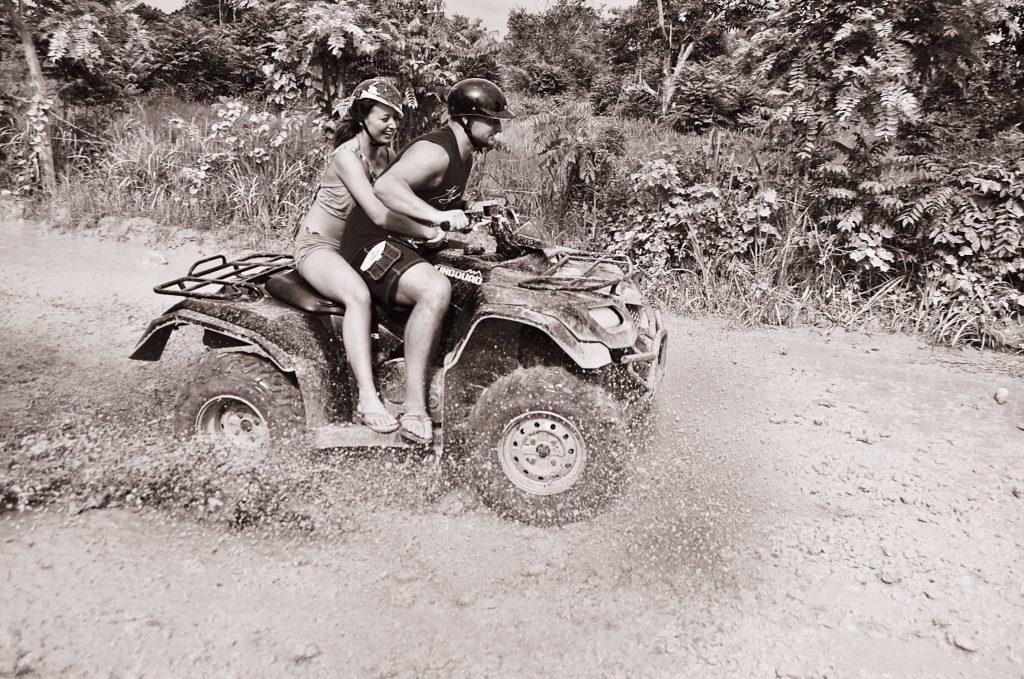 Dominikanische Republik - Buggy Tour