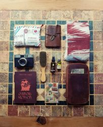Handgepäck Checkliste - Packliste - Salty toes Reiseblog