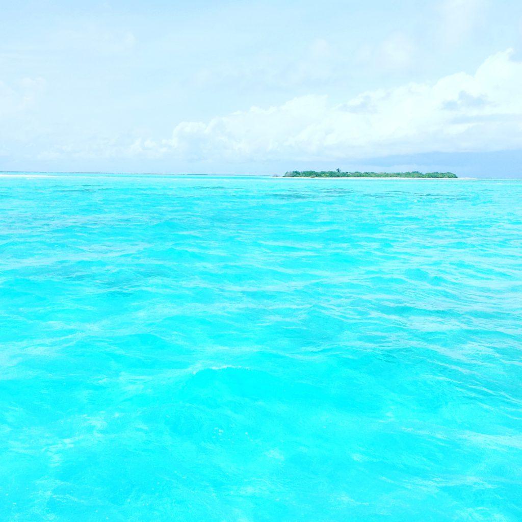 Malediven Meer