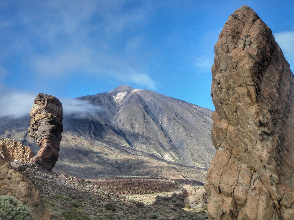 Berg Teide Teneriffa