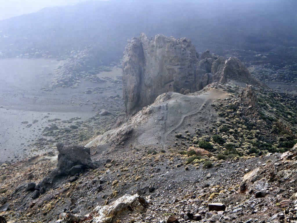 Teneriffa Berg Teide