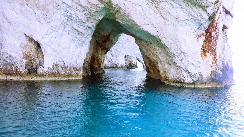 Zakynthos Höhlen