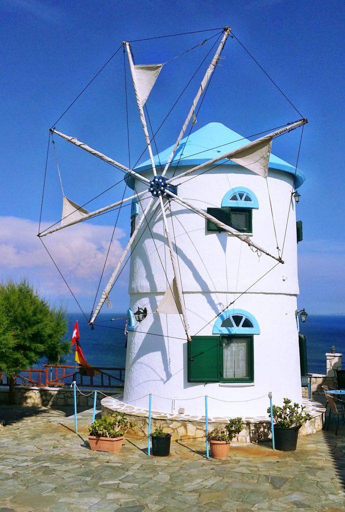 Zakynthos Windmühlen
