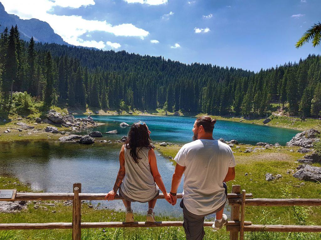 Südtirol - Karersee