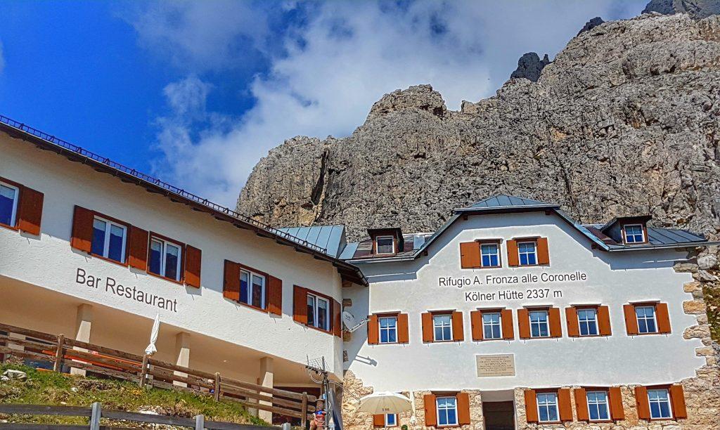 Südtirol - Berghütte