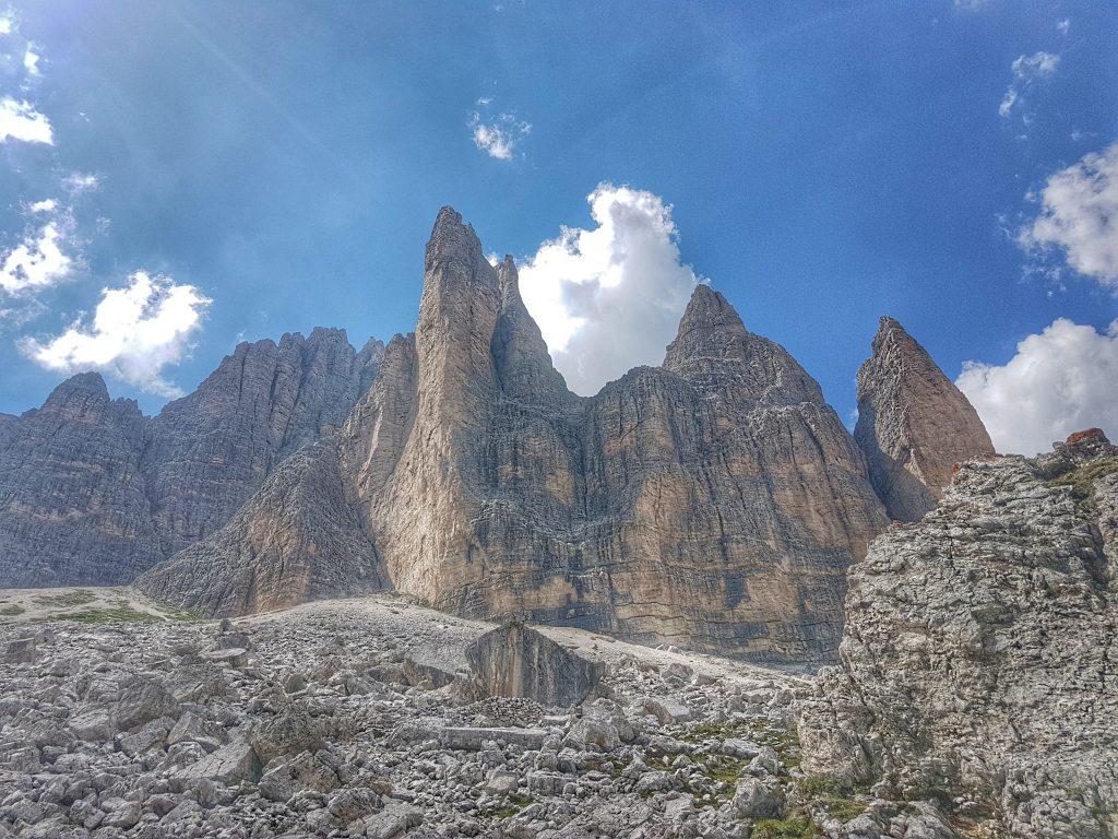 Südtirol - Drei Zinnen