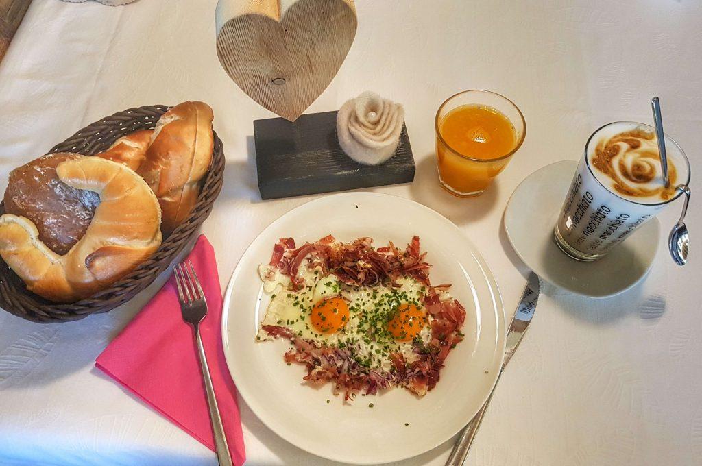 Hotel Cyprianerhof Südtirol - Frühstück