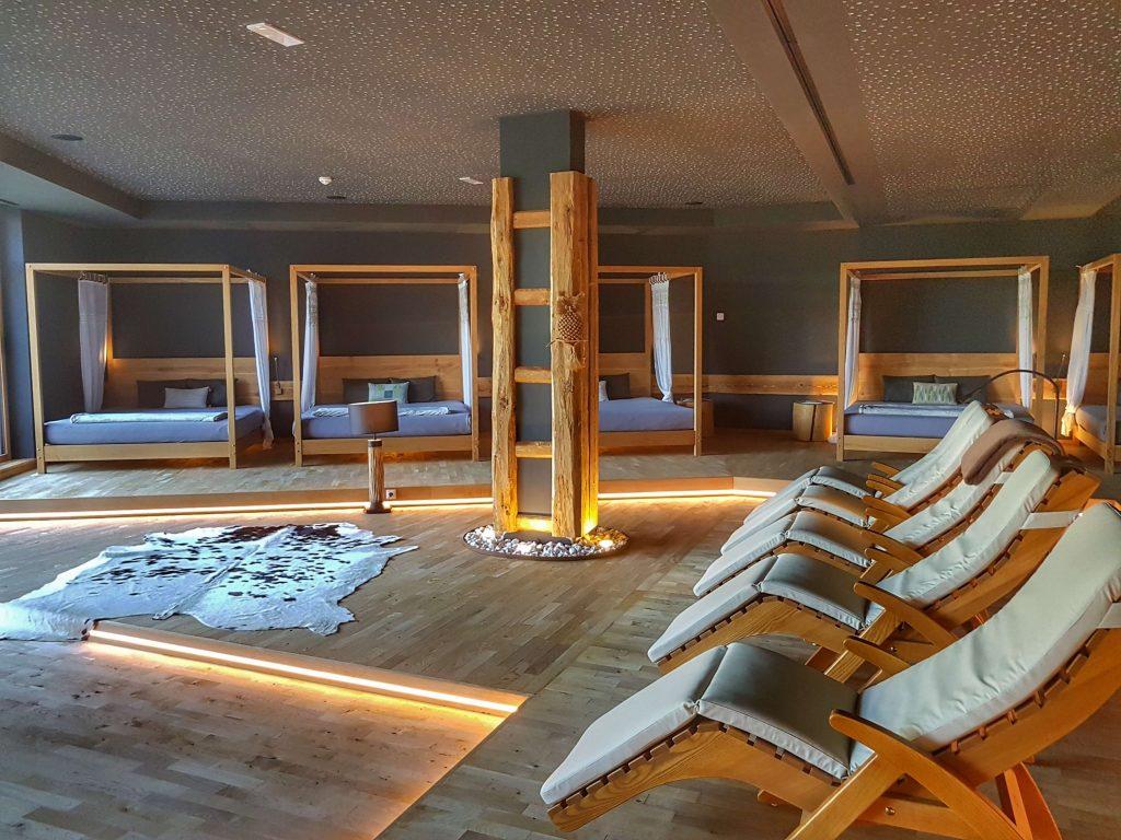 Hotel Cyprianerhof Südtirol- Ruheraum