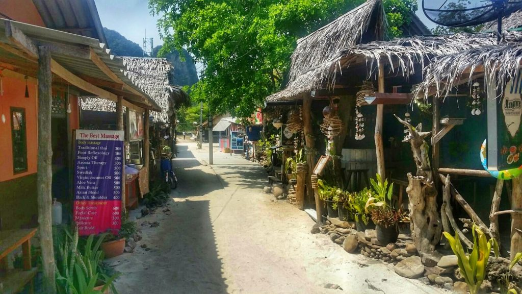 Thailand - Koh Phi Phi Village