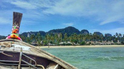 Salty toes Reiseblog - Longtailboot- Hotel Koh Phi Phi