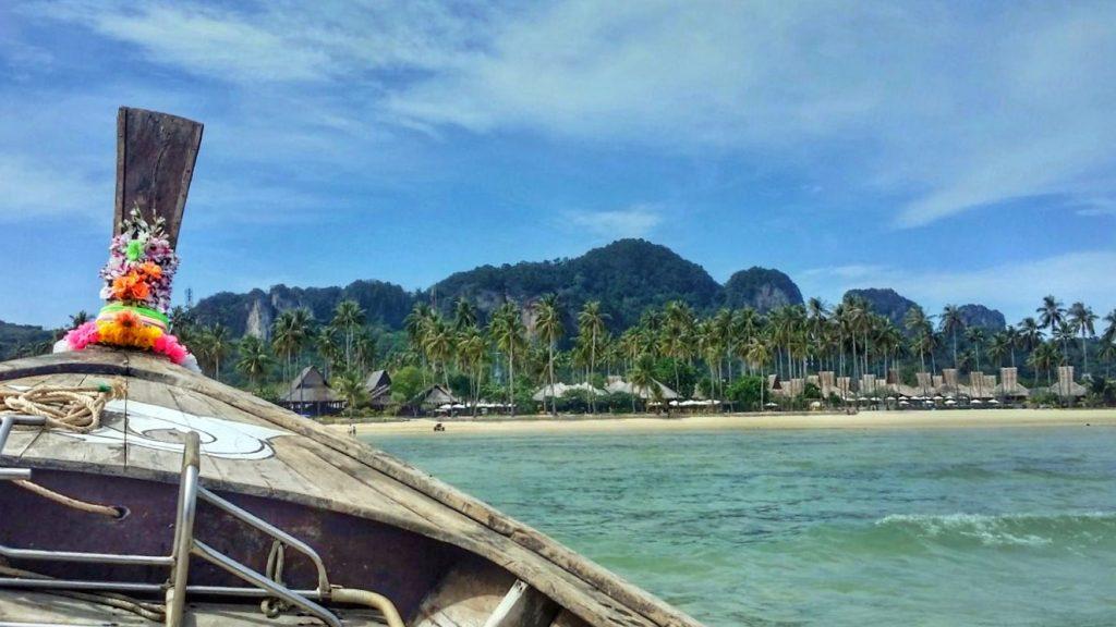 Thailand - Longtailboot