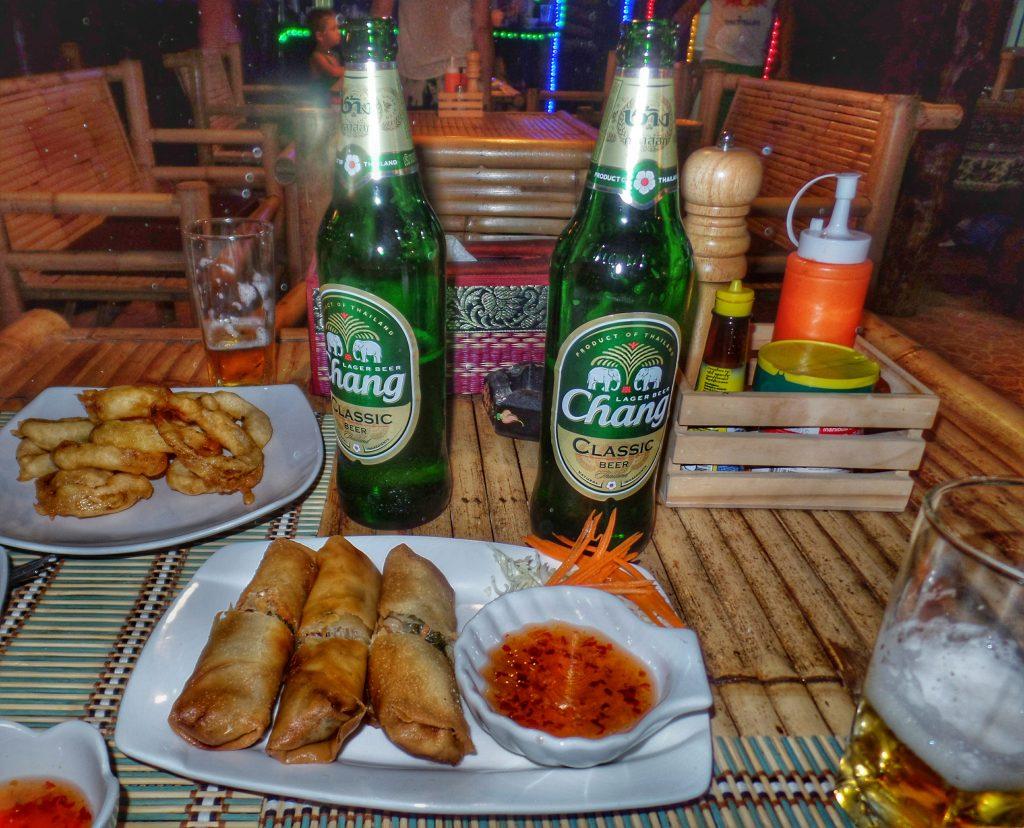 Thailand - Koh Phi Phi Essen