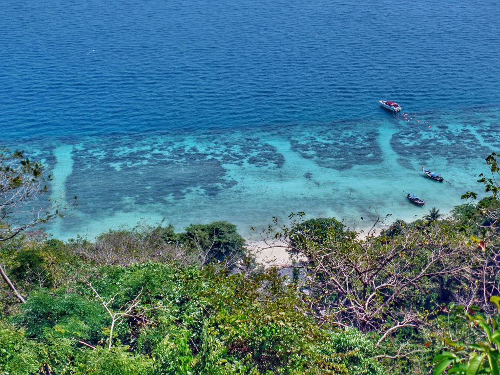 Thailand - Koh Phi Phi Strand