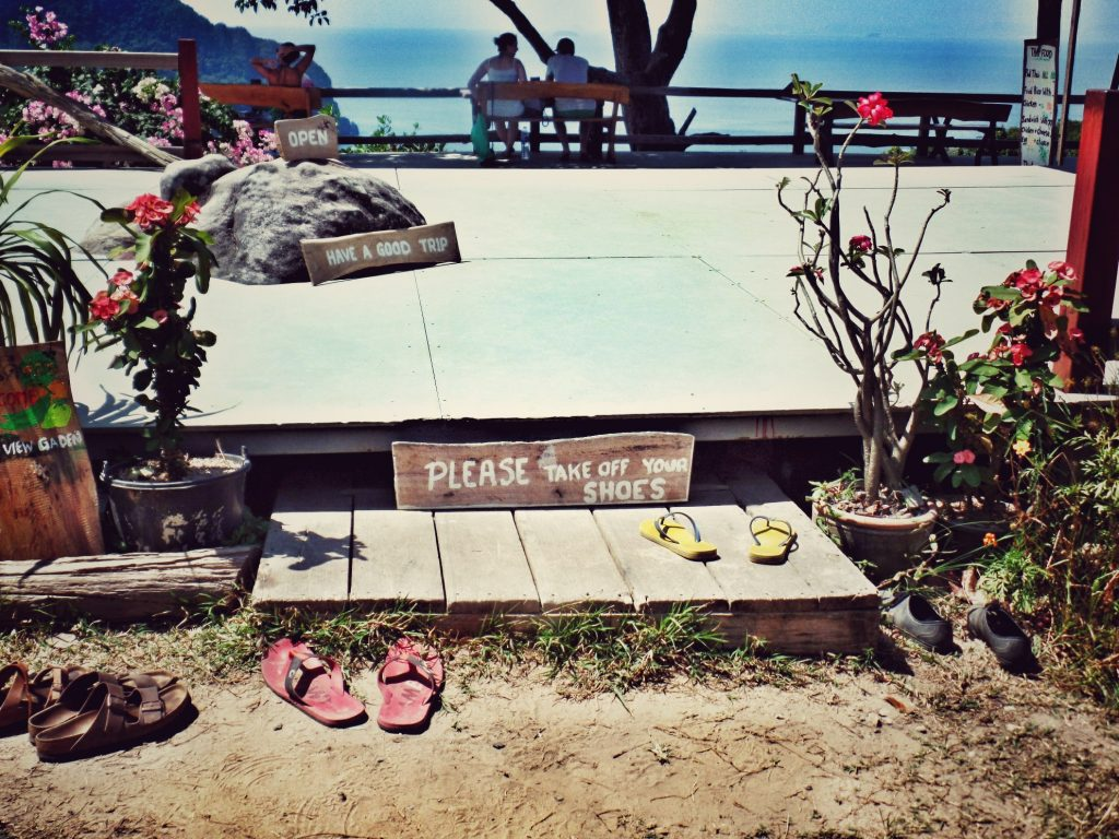 Thailand - Koh Phi Phi - Viewpoint