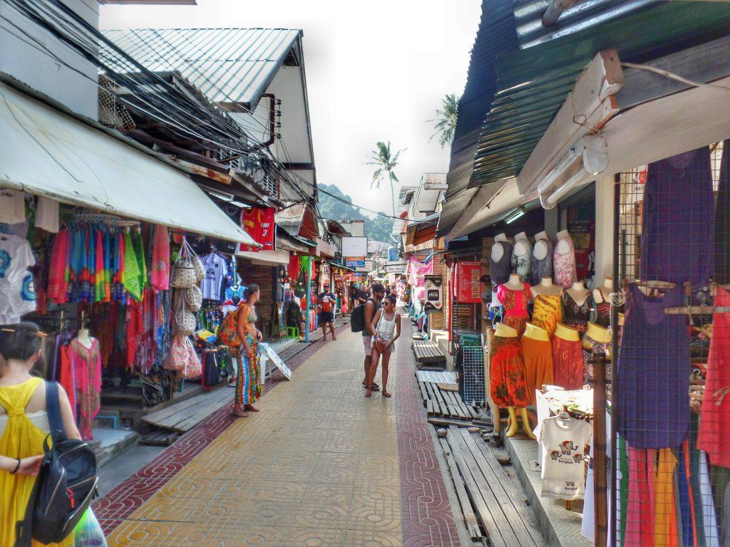 Thailand - Koh Phi Phi - Tonsai