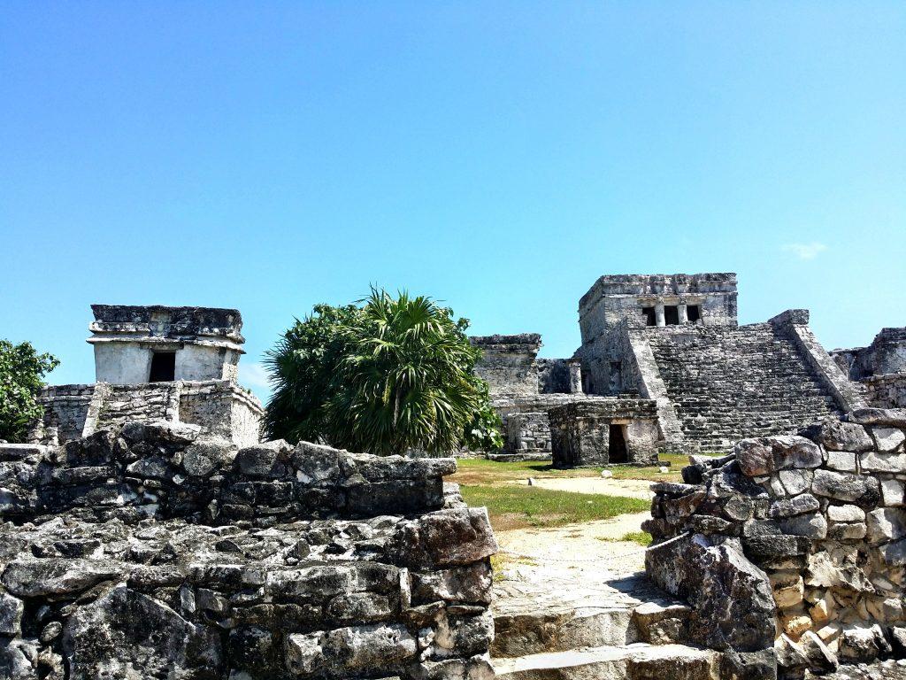 Mexiko Maya Stätte