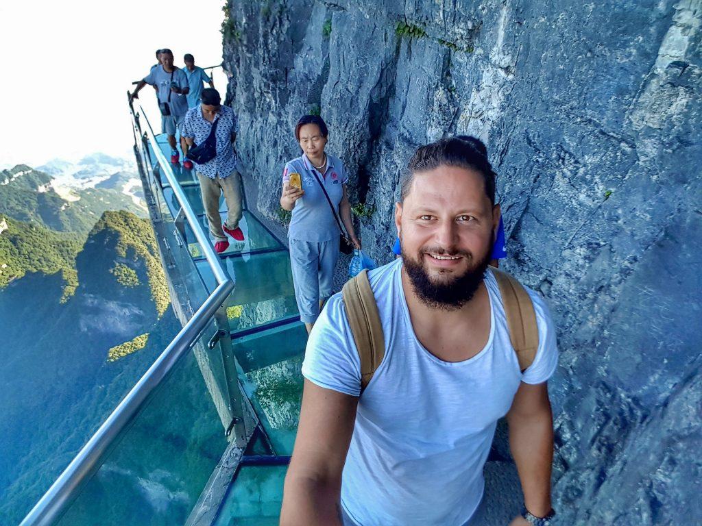 Rote >> Zhangjiajie - die schönsten Nationalparks von China - Salty toes Reiseblog