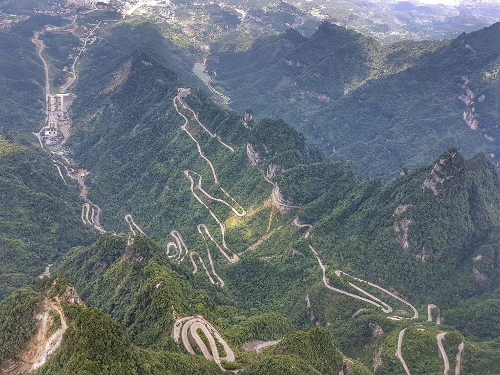 Tianmen Mountain Zhangjiajie - Salty toes Reiseblog
