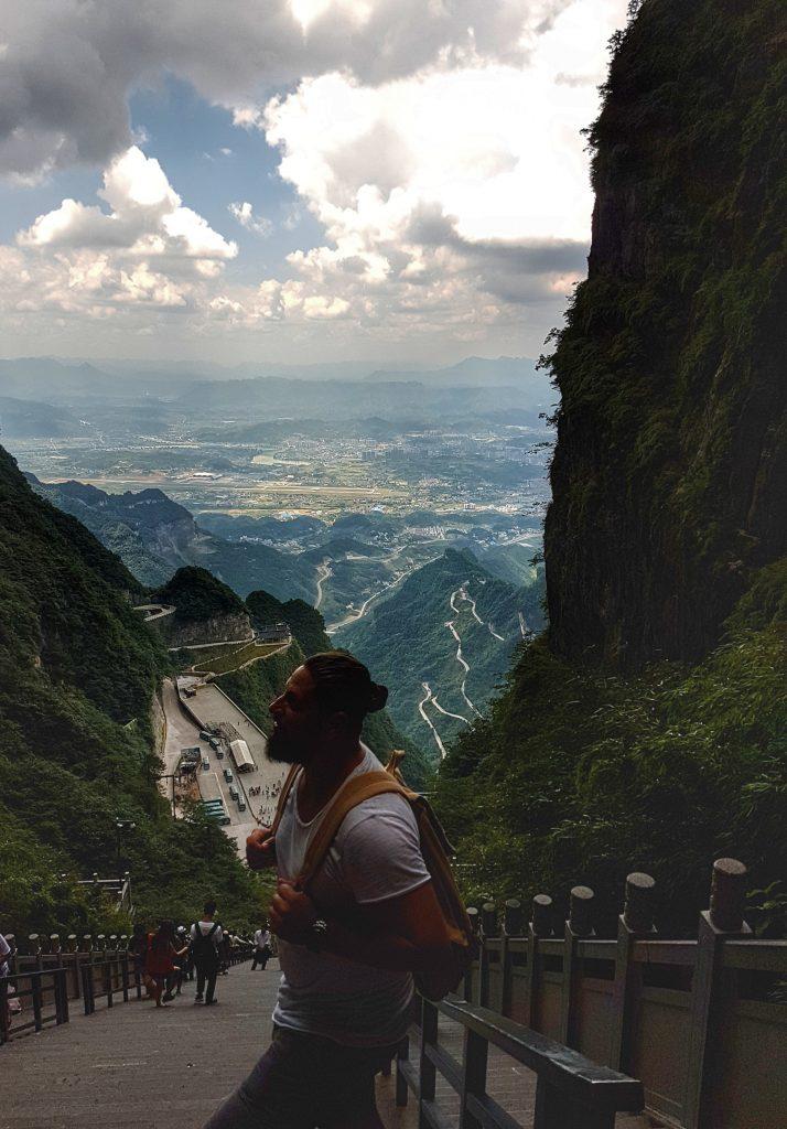 Tianmen Mountain Zhangjiajie - China - Salty toes Reiseblog