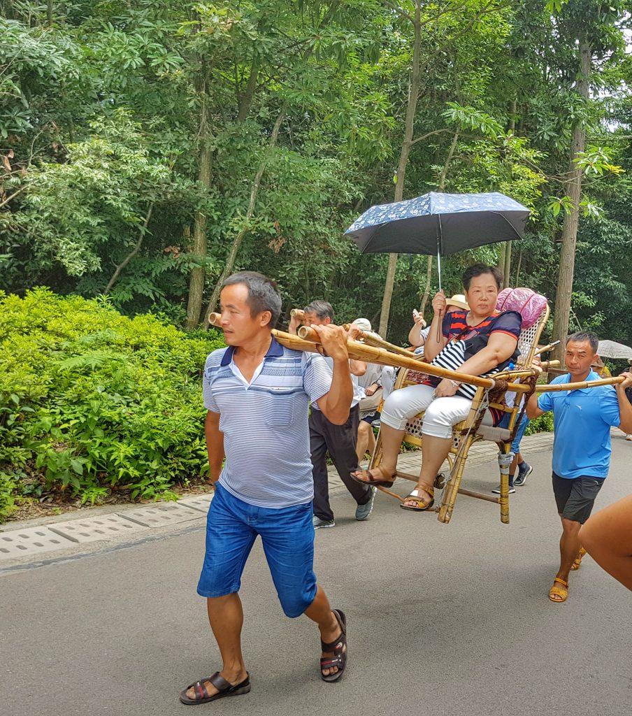 Zhangjiajie National Park - China - Salty toes Reiseblog