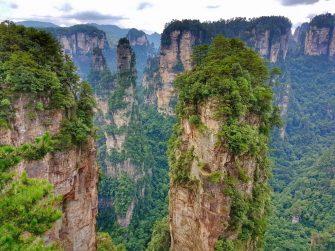 Zhangjiajie Avatar Mountains