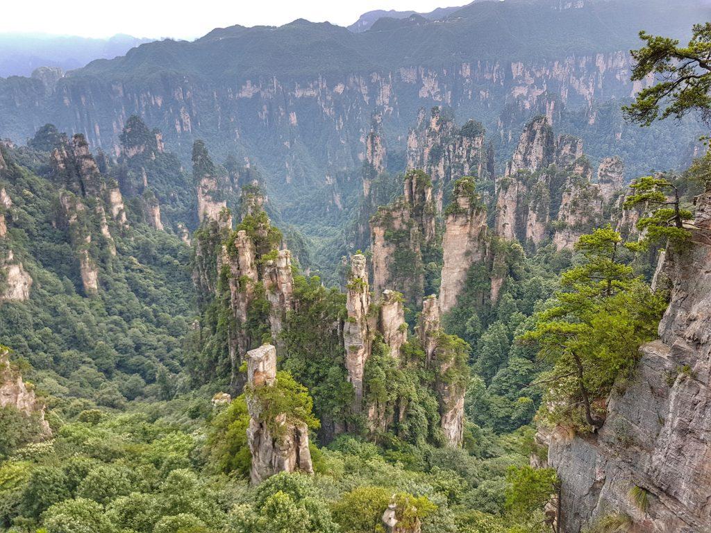 Zhangjiajie National Park - TOP 5 in China - Salty toes Reiseblog