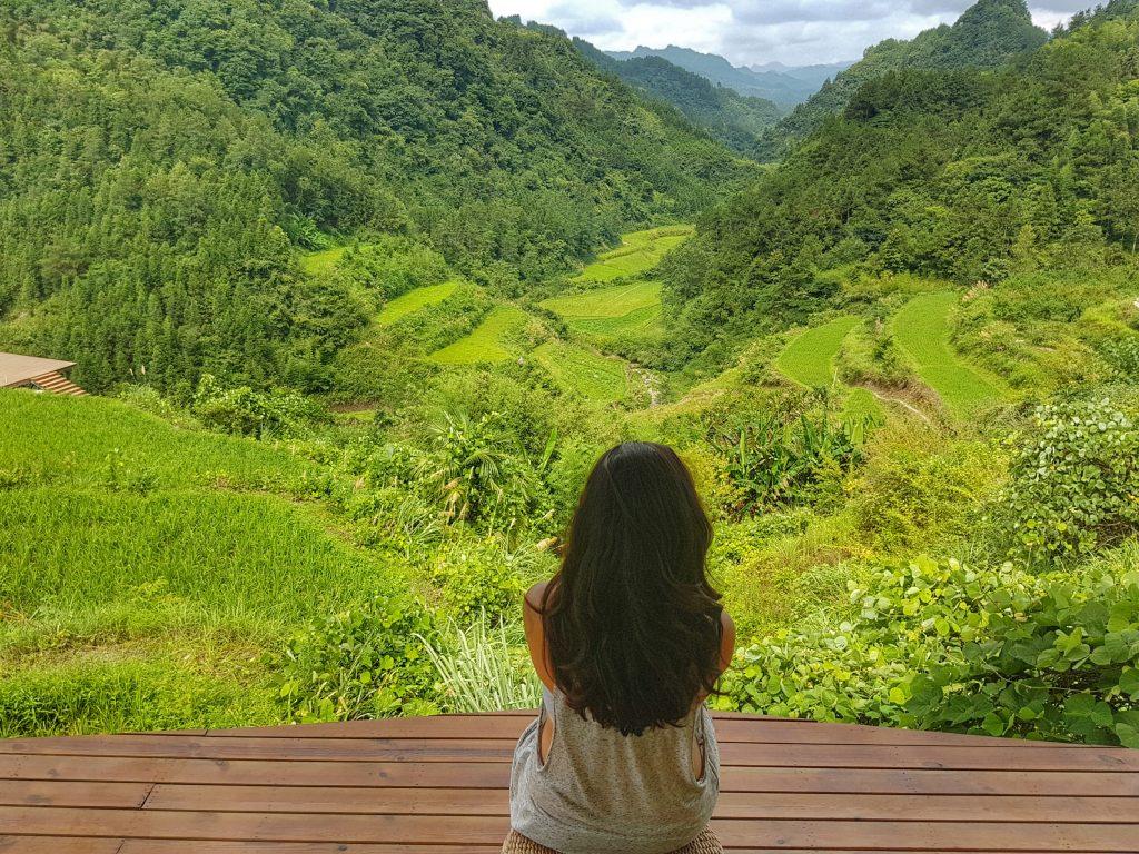 Hotel No. 5 Valley Inn Zhangjiajie - China - Salty toes Reiseblog