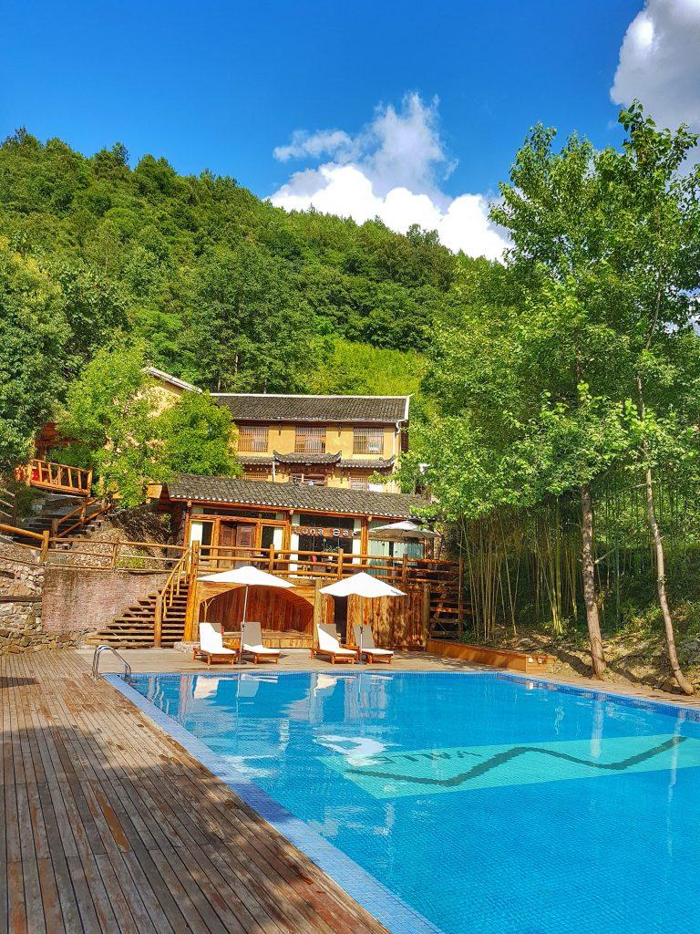 No. 5 Valley Inn - Zhangjiajie - China - Salty toes Reiseblog