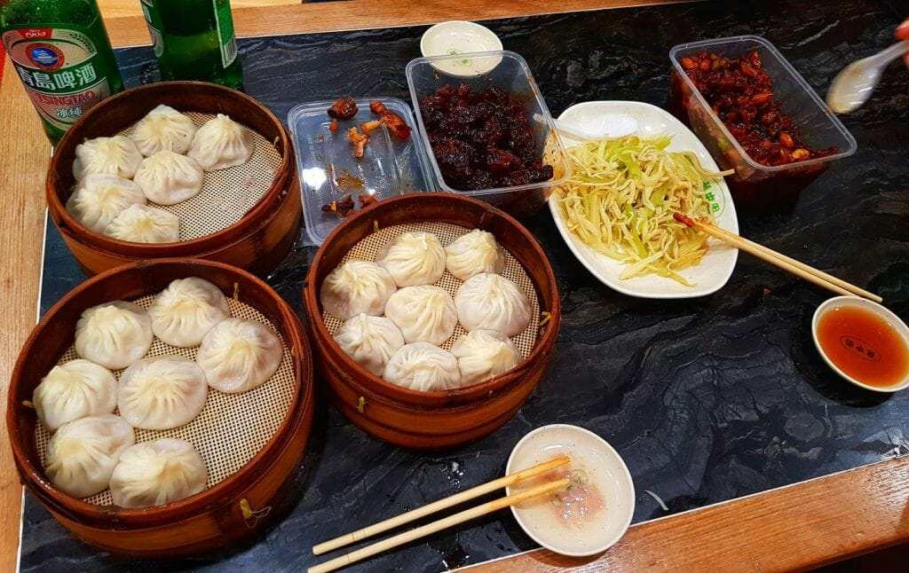 China Essen Dim Sum
