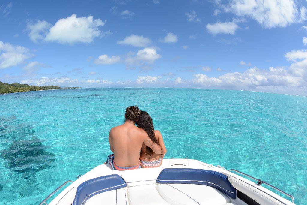Bora Bora Meer