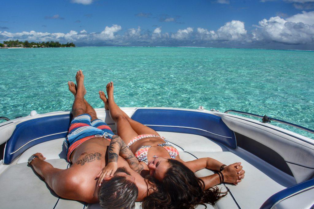 Bora Bora für Verliebte