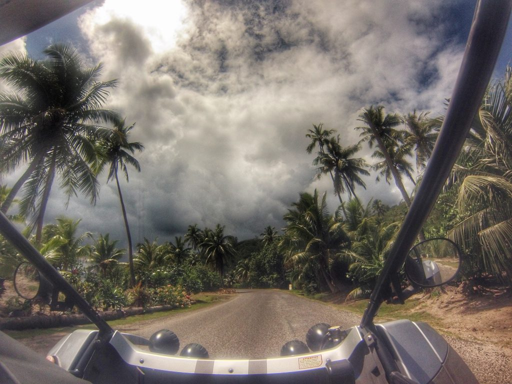 Bora Bora Landschaft