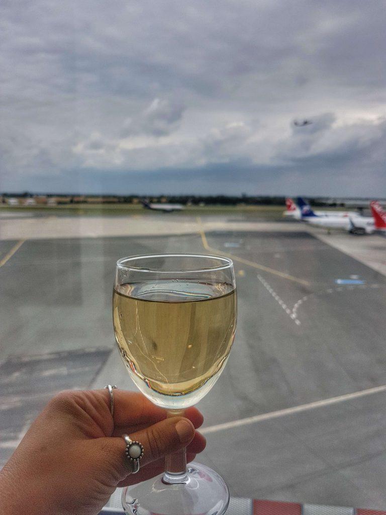 MasterCard Lounge - Hainan Airlines Business Class - Rewiev - Salty toes Reiseblog