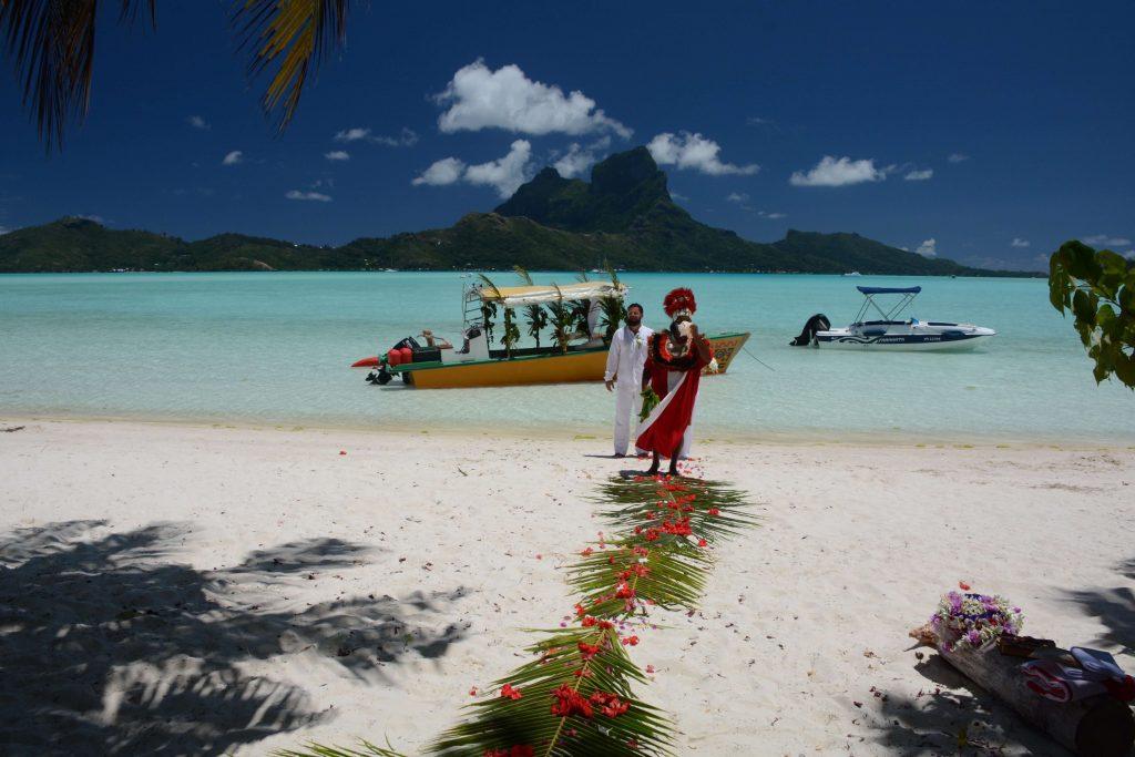 Strandhochzeit Bora Bora (45)
