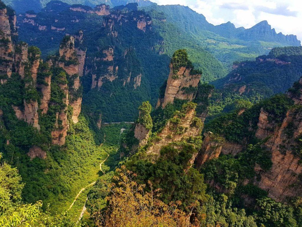 Zhangjijajie - China - China - Salty toes Reiseblog