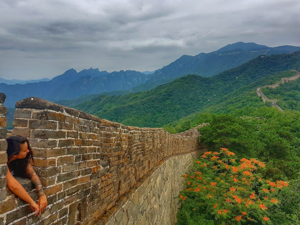 Mutianyu - Chinesische Mauer in Peking