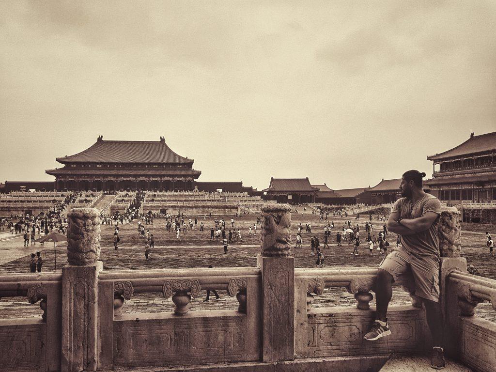 Peking Verbotene Stadt - China - Salty toes Reiseblog