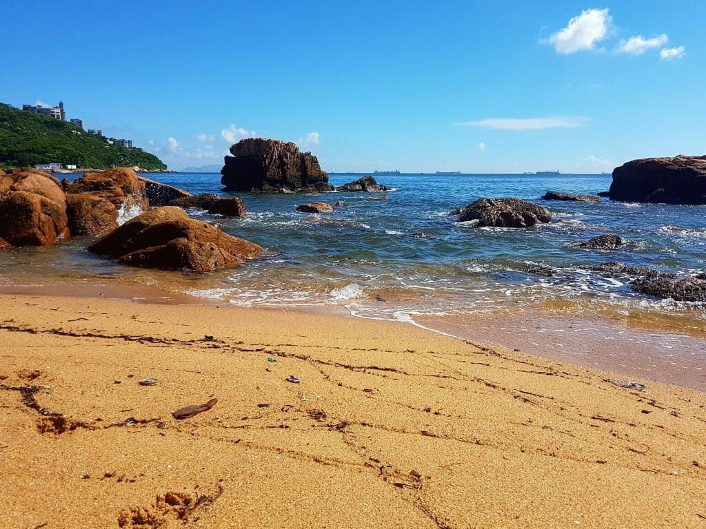 Hong Kong Strand - Salty toes Reiseblog