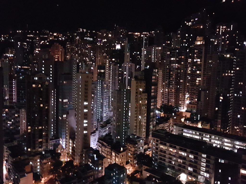Skyline Hong Kong - TOP 5 in China - Salty toes Reiseblog