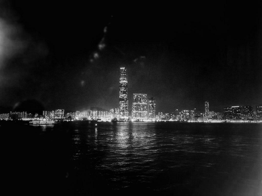 Hong Kong Nachts