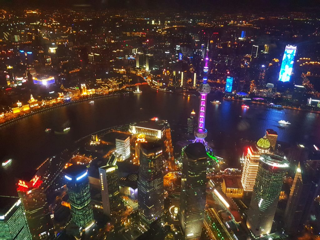 China - Shanghai - TOP 5 in China