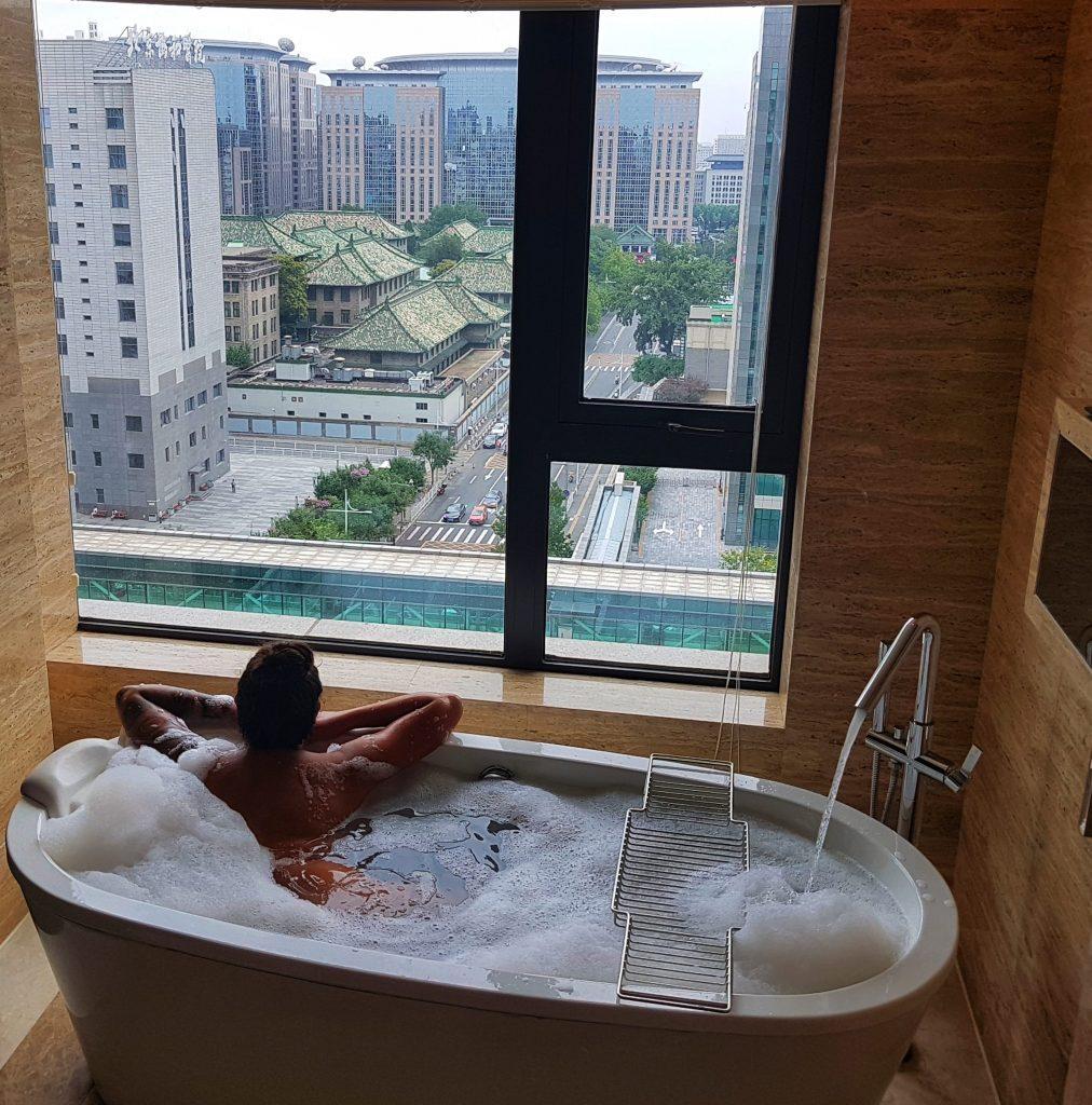 Peking - Hotel Hilton - Salty toes Reiseblog