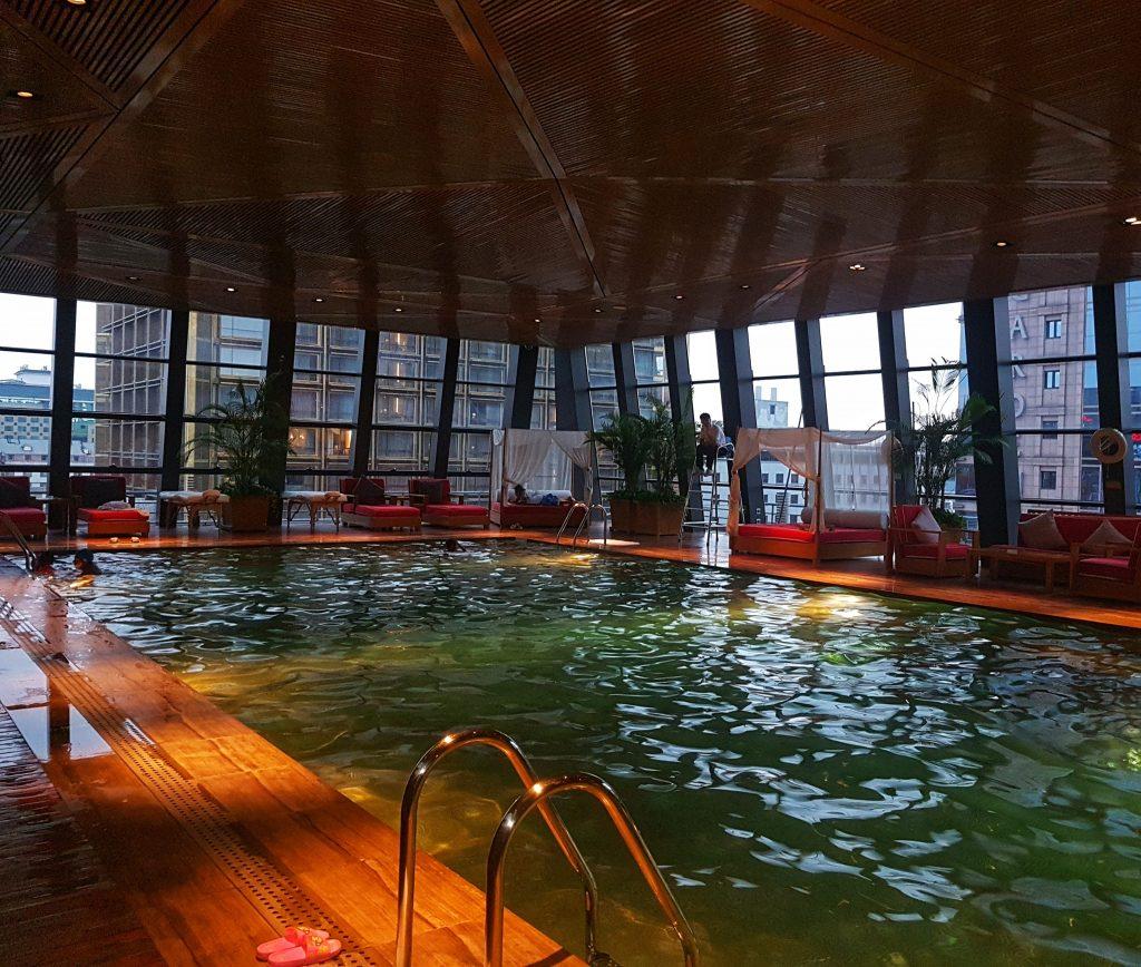 Hotel Hilton Wangfujing Peking