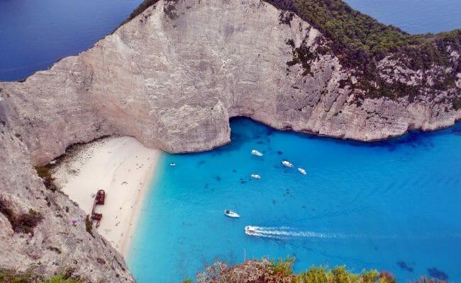 Zakynthos Griechenland