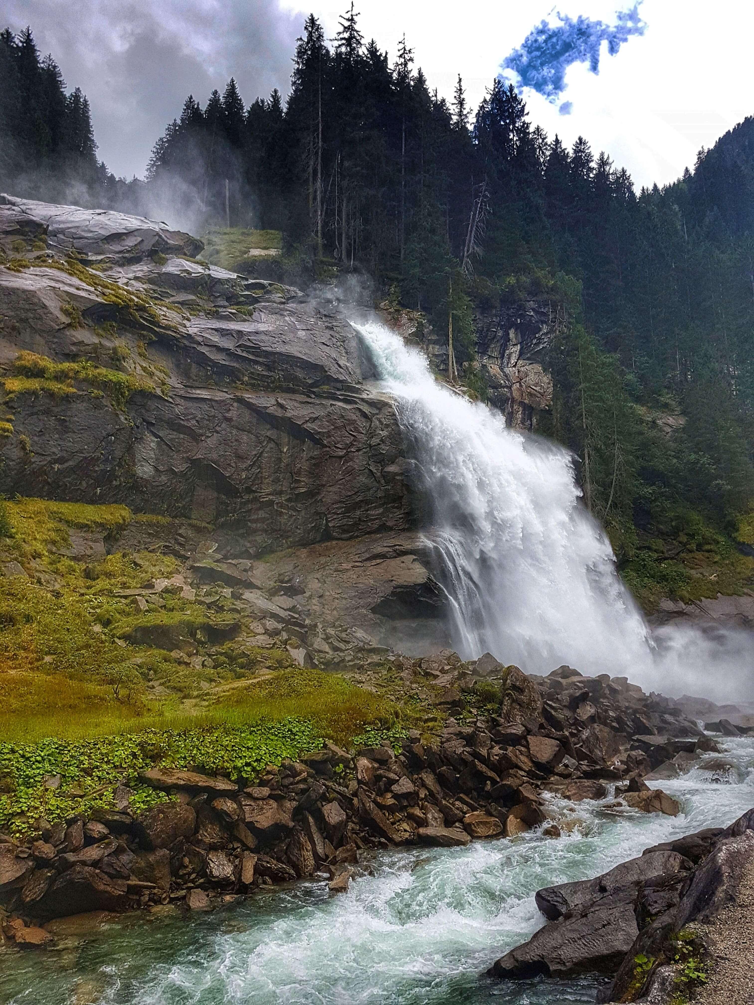Krimmler Wasserfälle - Fotoparade 02/17 - Salty toes Reiseblog