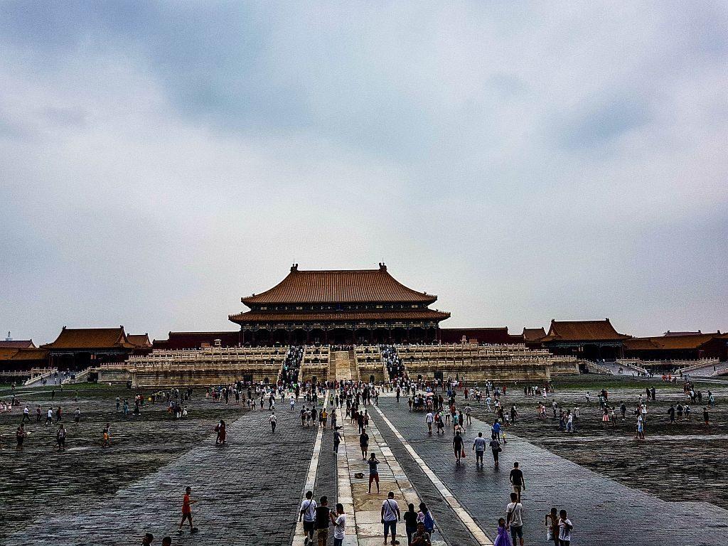 Peking - China - Salty toes Reiseblog