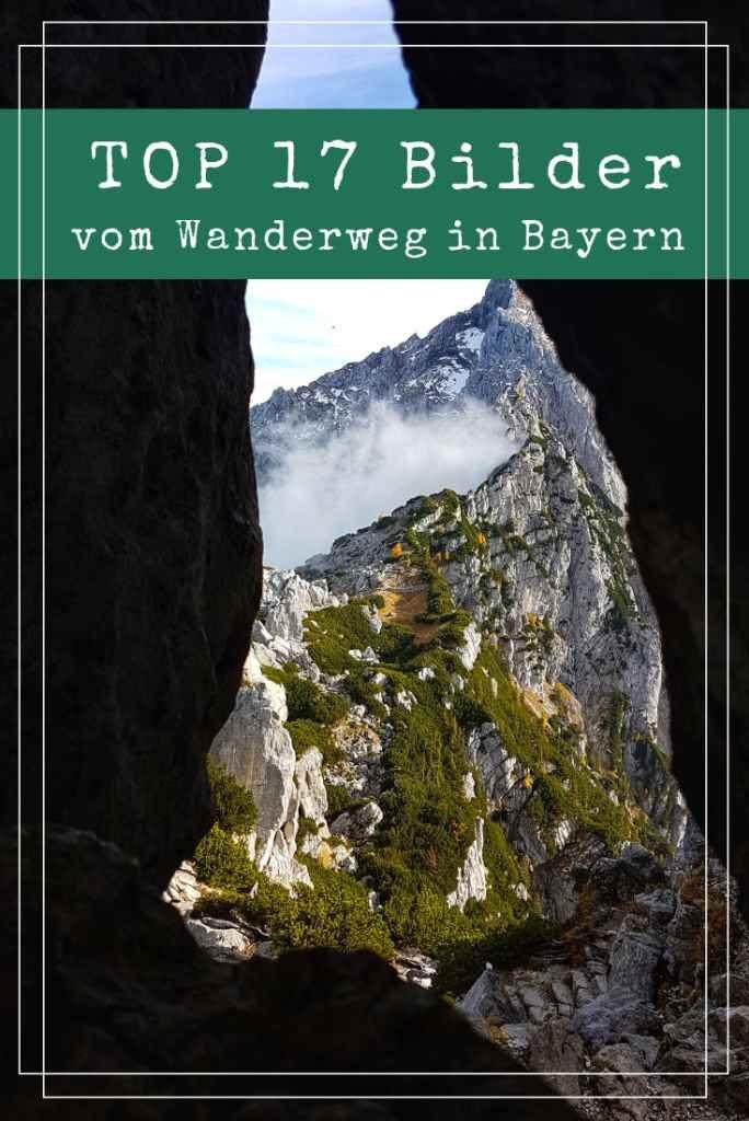 TOP 17 Bilder vom Wanderweg in Bayern!